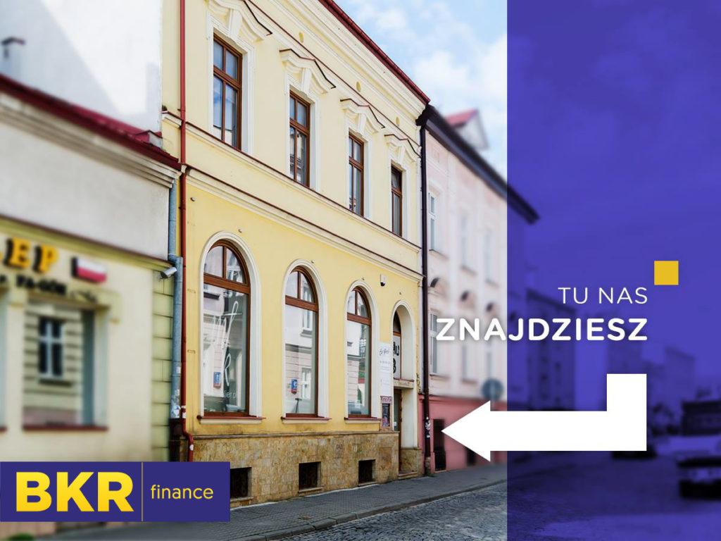 Biuro Kredytowe BKR Finance